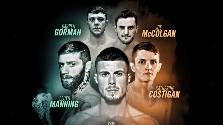 Cage Warriors 81 Set For March 4 in Dublin, Ireland