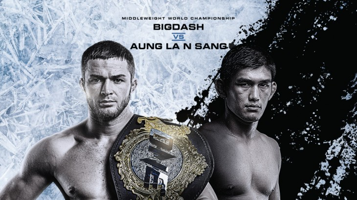 Marcin Prachnio Suffers Injury; Aung La Nsang Faces Vitaly Bigdash for ONE Middleweight Title at ONE: Quest for Power on Jan. 14