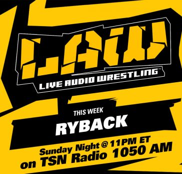 Jan. 22 Edition of The LAW feat. Ryback, Royal Rumble Predictions