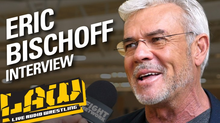 Eric Bischoff Discusses Bill Goldberg, WWE Cruiserweights & More