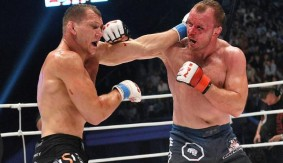 Alexander Shlemenko Added to M-1 Challenge 75 on March 3 in Moscow