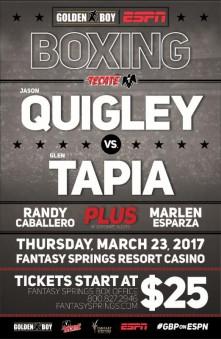 Boxing_Poster_GoldenBoyonESPN_JasonQuigley_GlenTapia_2017_032317