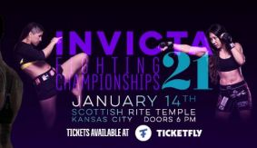 Fight Card Complete for Invicta FC 21: Anderson vs. Tweet on Jan. 14 in Kansas City