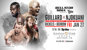 Melvin Guillard vs. Chidi Njokuani Set For Main Event of Bellator 171 on Jan. 27