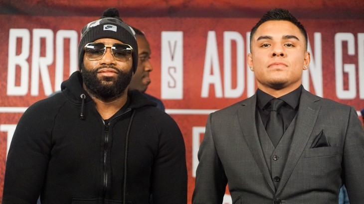 """Floyd Mayweather on Adrien Broner vs. Adrian Granados – """"Two Hungry Lions in the Ring"""""""
