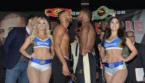 Boxing_Weighin_MayweatherPromotions_BadouJack_JamesDeGale_2017_011317