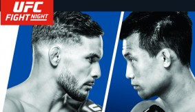 UFC Fight Night Houston Results: Bermudez vs. Korean Zombie