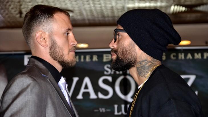 Sammy Vasquez vs. Luis Collazo Final Press Conference Quotes & Photos