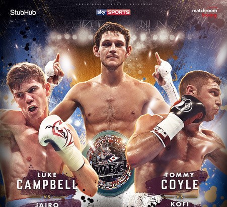 Gavin McDonnell vs. Rey Vargas Set For Vacant WBC Super Bantamweight Title on Feb. 25 in Hull