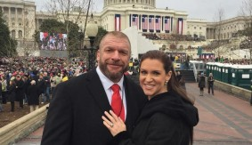 Jan. 20 News Update: Paul Levesque and Stephanie McMahon Attend Inauguration