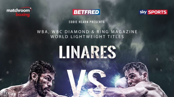 Jorge Linares vs. Anthony Crolla Rematch for WBA/WBC Diamond Lightweight Title Set For March 25 in Manchester