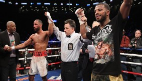 Showtime Boxing Results: Badou Jack & James DeGale Battle to Majority Draw