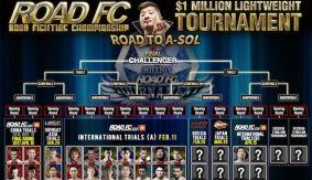 ROAD FC Schedules $1 Million Lightweight Tournament Regional Qualifiers