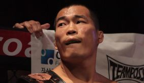 Yui Chul Nam to Return at ROAD FC $1 Million Lightweight Tournament