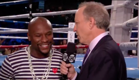 """Floyd Mayweather on Conor McGregor Bout – """"Let's Give the Fans What They Want to See"""""""