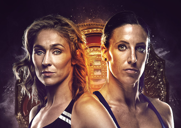 Marloes Coenen vs. Julia Budd Inaugural Bellator Women's FW Title Bout Set For March 3 in Thackerville
