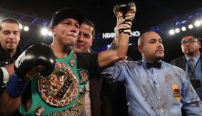 HBO Boxing After Dark Results, Video Highlights & Photos: Berchelt Stops Vargas to Claim WBC Super FW Title