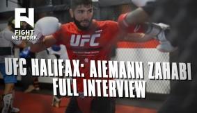 Aiemann Zahabi on his UFC Debut, Training at Tristar, Evolution of MMA – Full Interview