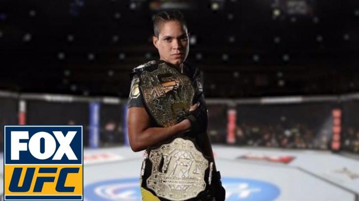 Amanda Nunes Targets UFC Women's Featherweight Title