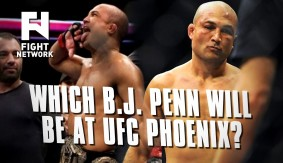 Are We Going to See the Same B.J. Penn? – UFC Fight Night Phoenix