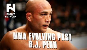 B.J. Penn: MMA Evolving Past Our Legends