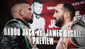 Badou Jack vs. James DeGale – Fight Network Preview