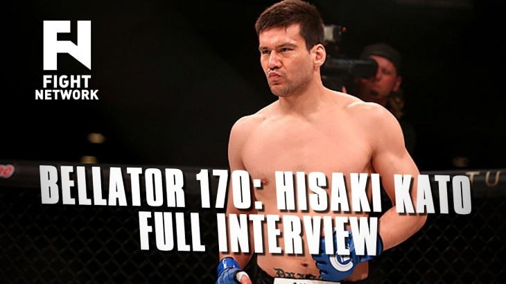 Bellator 170: Hisaki Kato – Full Interview with Cody Saftic