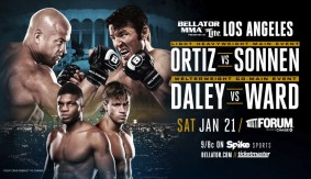 Bellator 170 Official Conference Call Audio Replay & Quotes with Tito Ortiz, Chael Sonnen & More