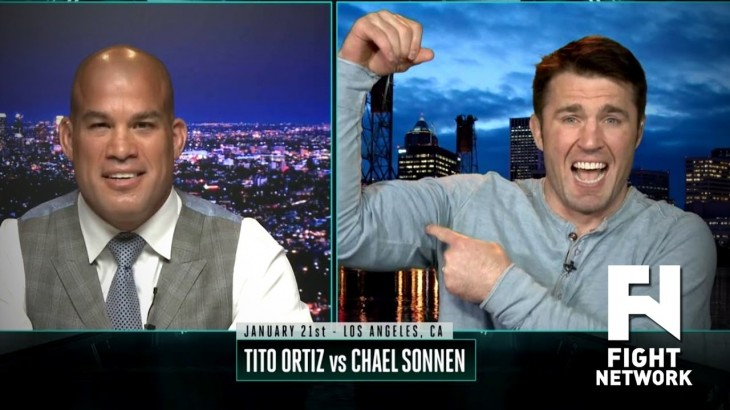Bellator 170: Tito Ortiz vs. Chael Sonnen & Paul Daley vs. Brennan Ward Preview