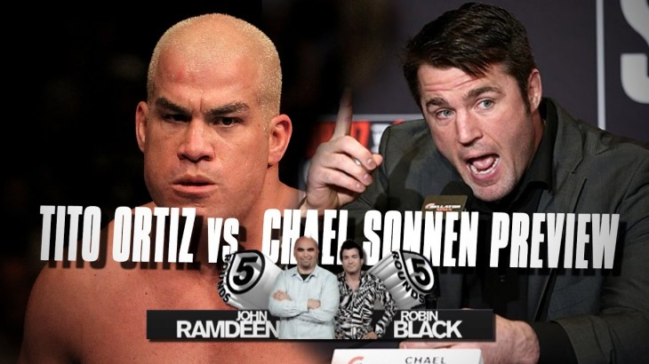 Bellator 170: Tito Ortiz vs. Chael Sonnen Preview | 5 Rounds