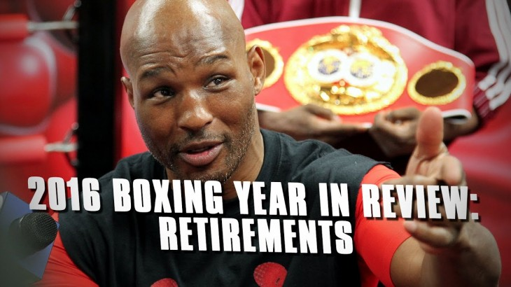 Boxing in 2016 Recap: Retirements – Bernard Hopkins, Marcos Maidana, Nick Blackwell