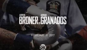 Adrien Broner vs. Adrian Granados Set For Feb. 18 in Cincinnati