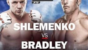 Paul Bradley vs. Alexander Shlemenko Headlines M-1 Challenge 75 on March 3