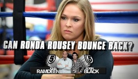 Can Ronda Rousey Come Back? | 5 Rounds
