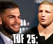 Cody Garbrandt & T.J. Dillashaw Named Coaches for TUF 25; Will Fight for UFC Bantamweight Title