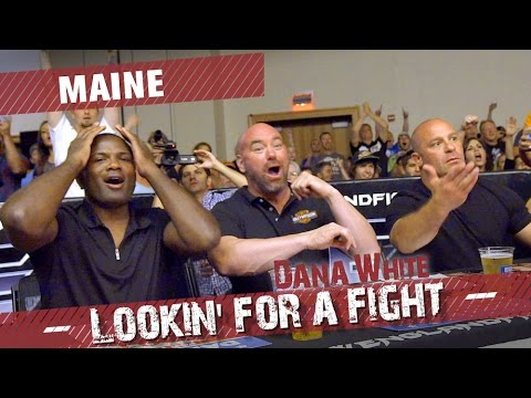 Dana White: Lookin' For a Fight – Season 2: Episode 1 – Full Show