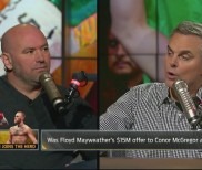 Dana White Makes Offer for Floyd Mayweather to Face Conor McGregor – Full Interview w/ Colin Cowherd