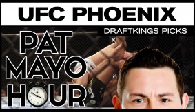 DFS MMA: UFC Fight Night Phoenix DraftKings Picks & Preview