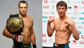 Alexey Kunchenko vs. Shavkat Rakhmonov WW Title Bout Headlines M-1 Challenge 75 on March 3 in Moscow
