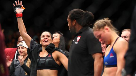 With Rousey Convincingly Conquered, Nunes Leads Division Into Next Chapter