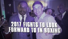 Fight Network's 2017 Boxing Matches to Look Forward To
