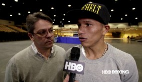 HBO Boxing After Dark: Miguel Berchelt Pre-Fight Interview