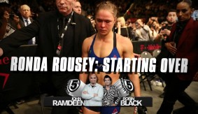 It's Not Too Late for Ronda Rousey to Start Over | 5 Rounds