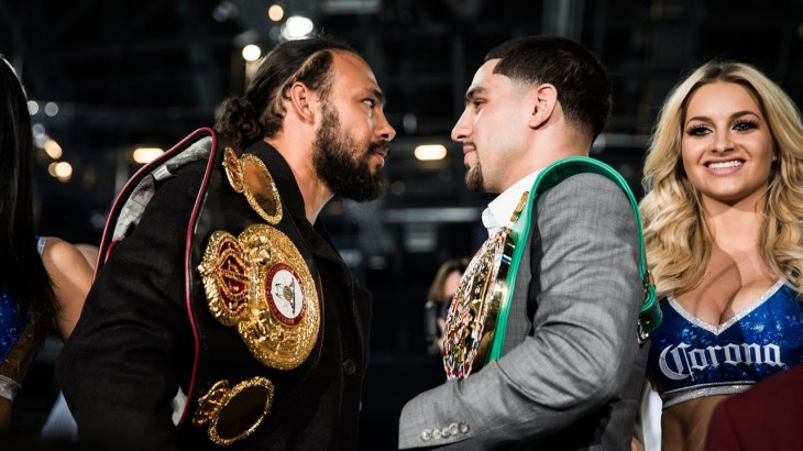 Keith Thurman vs. Danny Garcia Kickoff Press Conference Recap