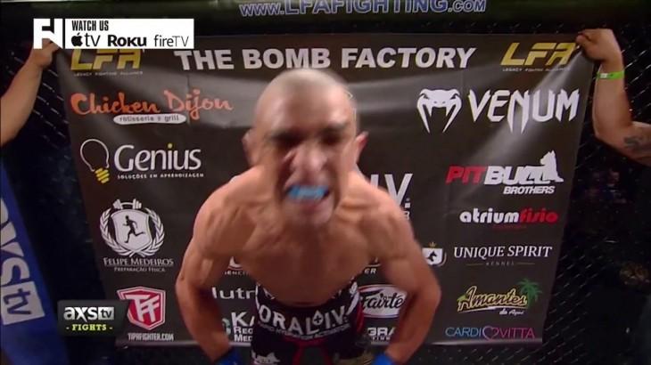 LFA 1: Higo vs. Peterson – Fight Network Recap