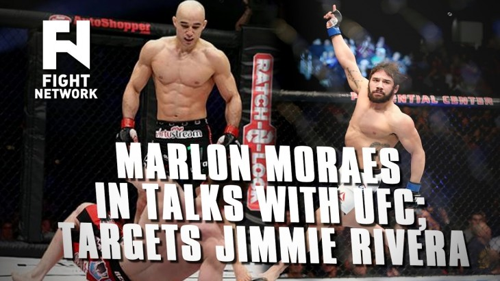 Marlon Moraes In Talks with UFC; Targets Jimmie Rivera at UFC 210