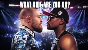 Is Big Money McGregor vs. Mayweather Fight About to Become Reality?