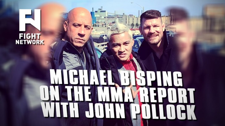 Michael Bisping on xXx: Return of Xander Cage & Injury Layoff – Full Interview with John Pollock