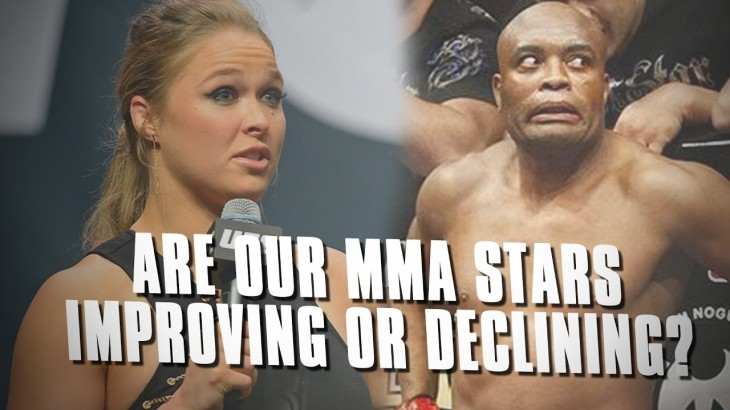 MMA Skill Levels Rising: Are Our Stars Getting Better or Worse?