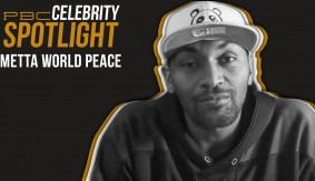 PBC Celebrity Spotlight: Metta World Peace – Ron Artest